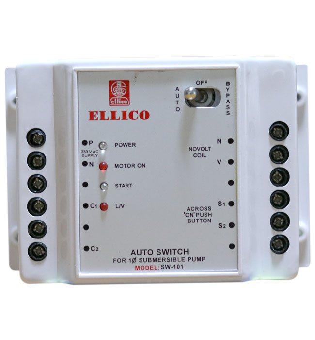auto switch single phase auto switch