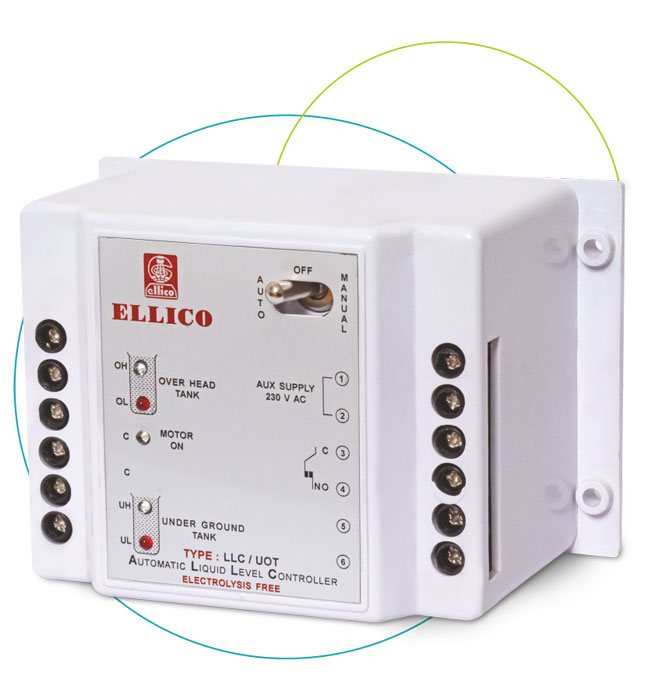Ellico Water Level Controller Wiring Diagram on